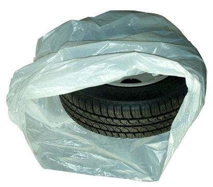 Мешки для шин с завязками (4 штуки)