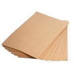 Крафт бумага в листах А4