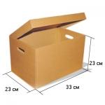 Архивная коробка формата А4